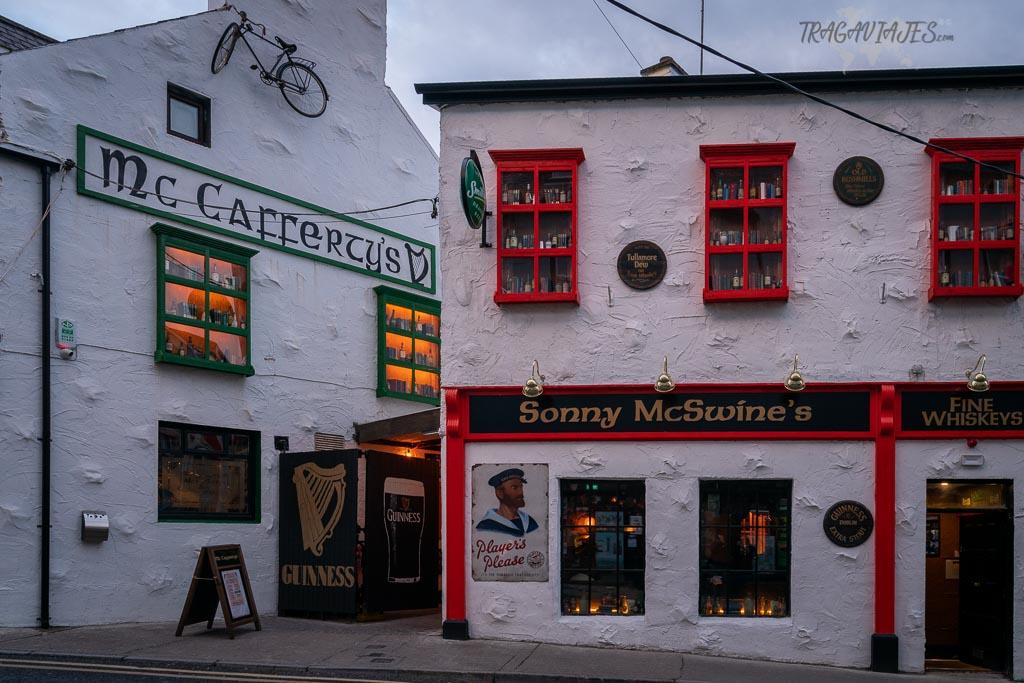 Ruta en coche por Irlanda - Donegal