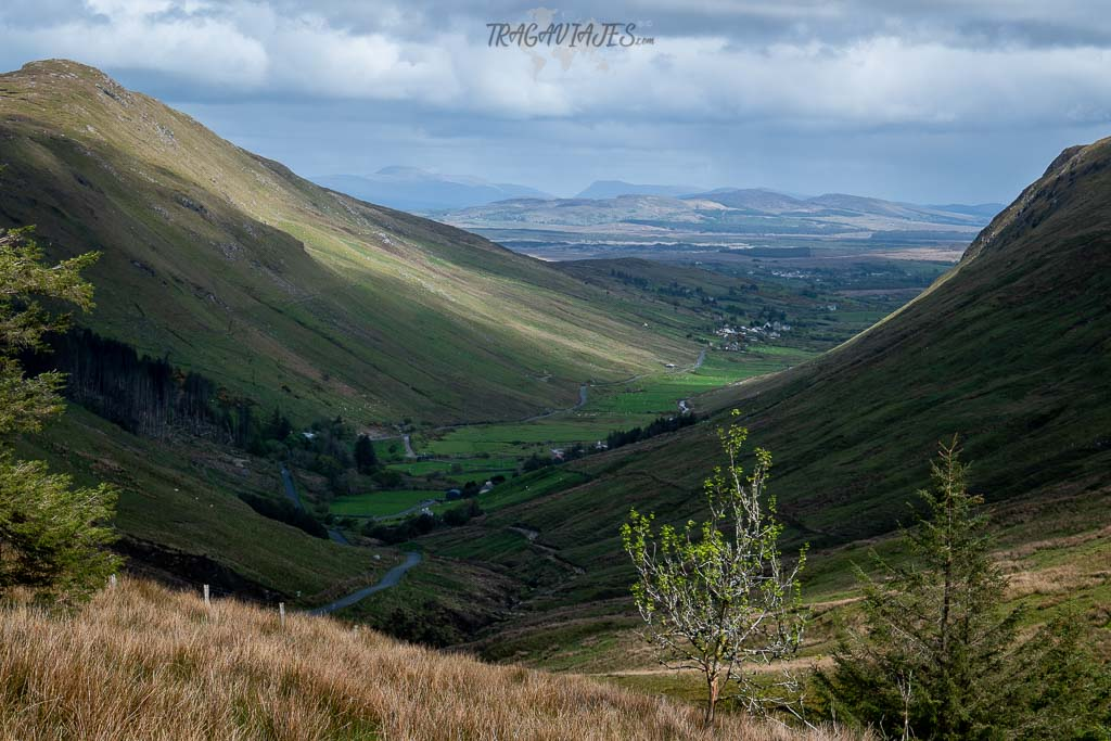 Ruta en coche por Irlanda - GlenGesh