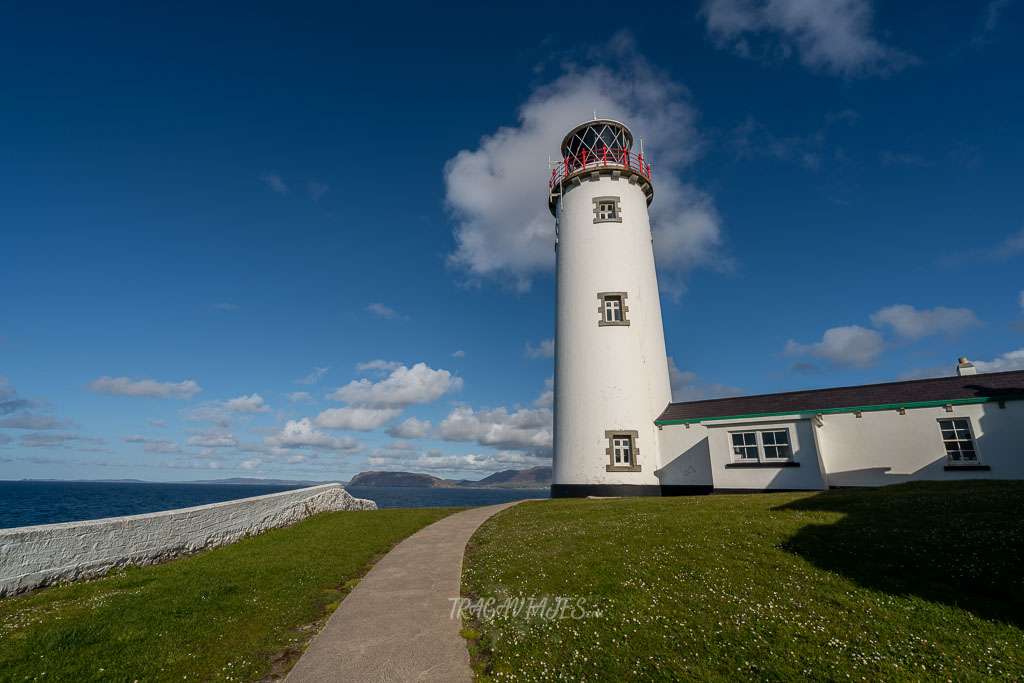 Ruta en coche por Irlanda - Faro de Fanad Head
