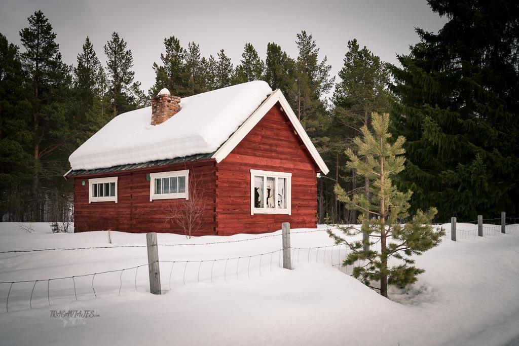 Ruta por Laponia - Paisajes en Alta