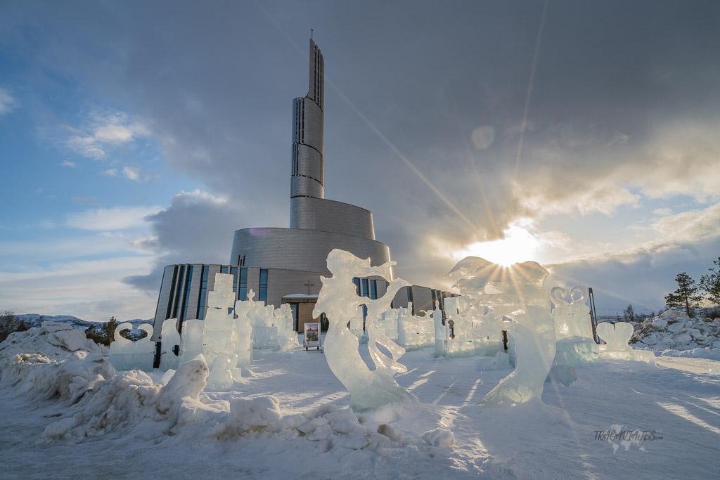 Ruta por Laponia - Catedral de la Aurora Boreal