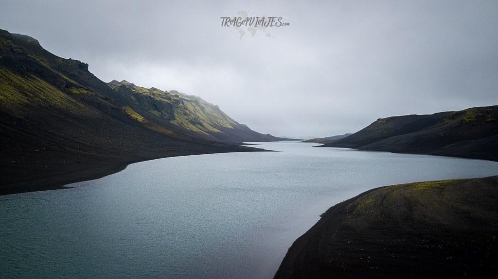 Tierras Altas Islandia ruta 8 días - Lago de Langisjór