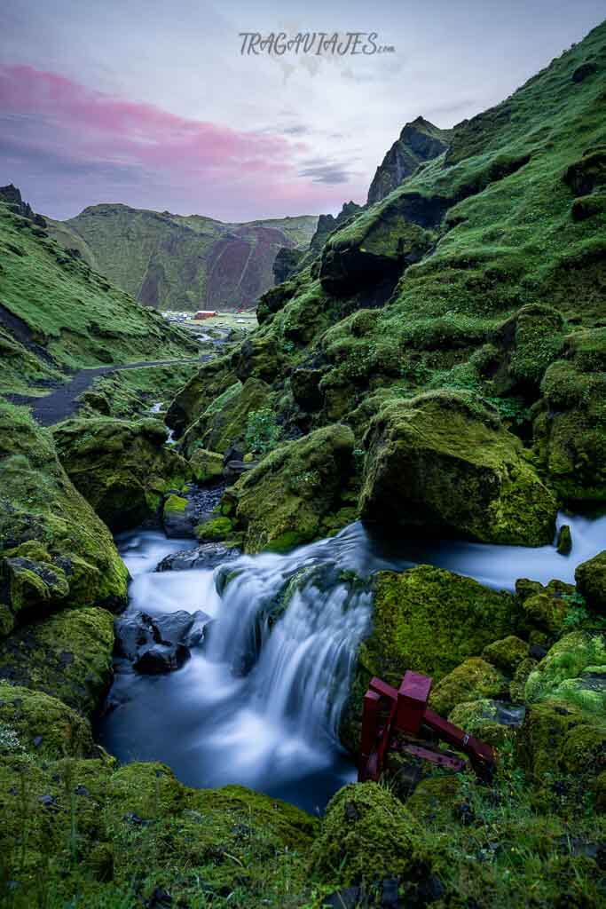 Tierras Altas Islandia ruta 8 días - Al sur de Mýrdalsjökull