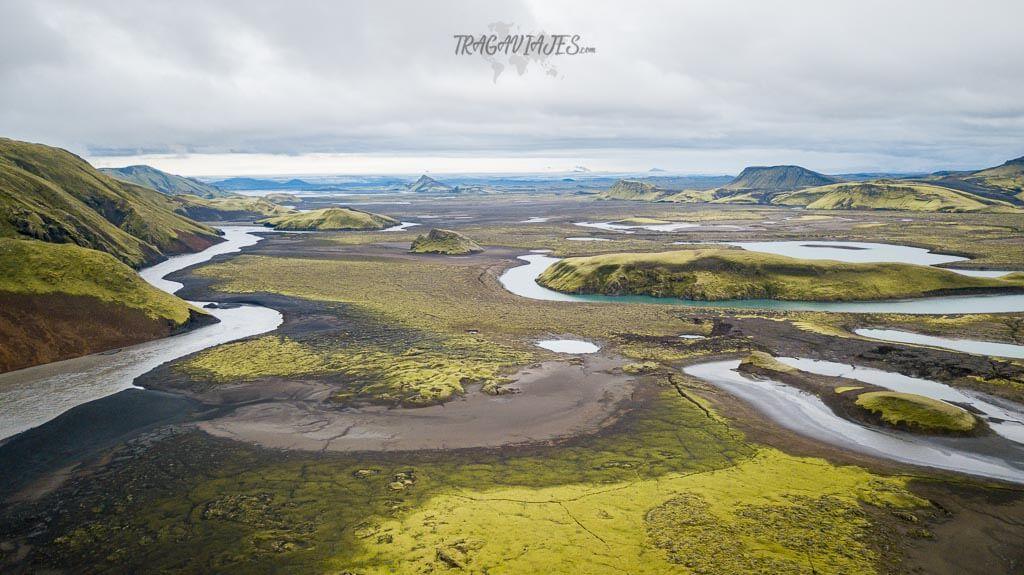 Tierras Altas Islandia ruta 8 días - Alrededores de Langisjór