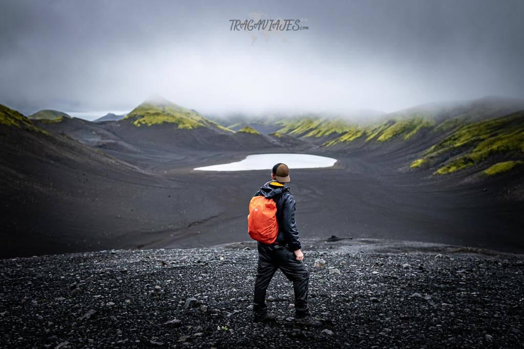 Tierras Altas Islandia ruta 8 días - Ruta en Langisjór
