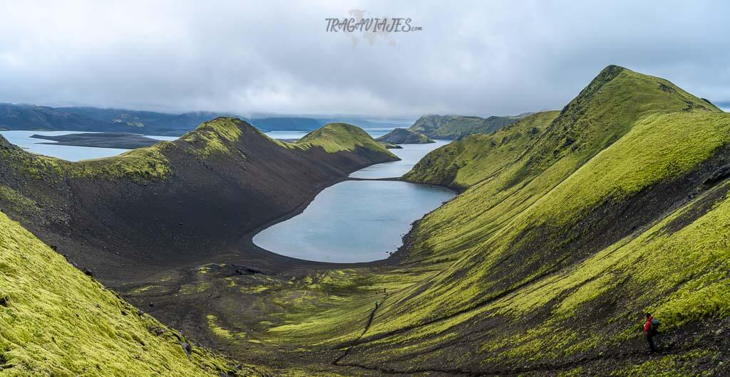 Tierras Altas Islandia ruta 8 días - Langisjór