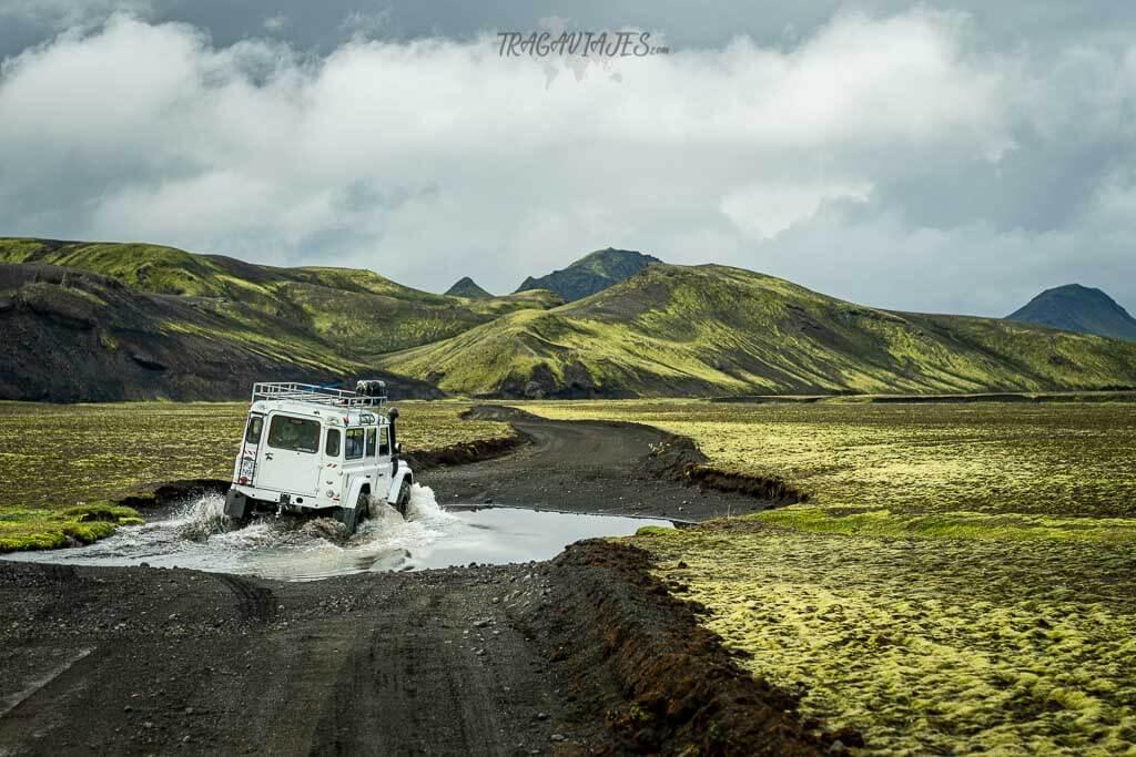 Tierras Altas Islandia ruta 8 días - Tierras Altas de Islandia