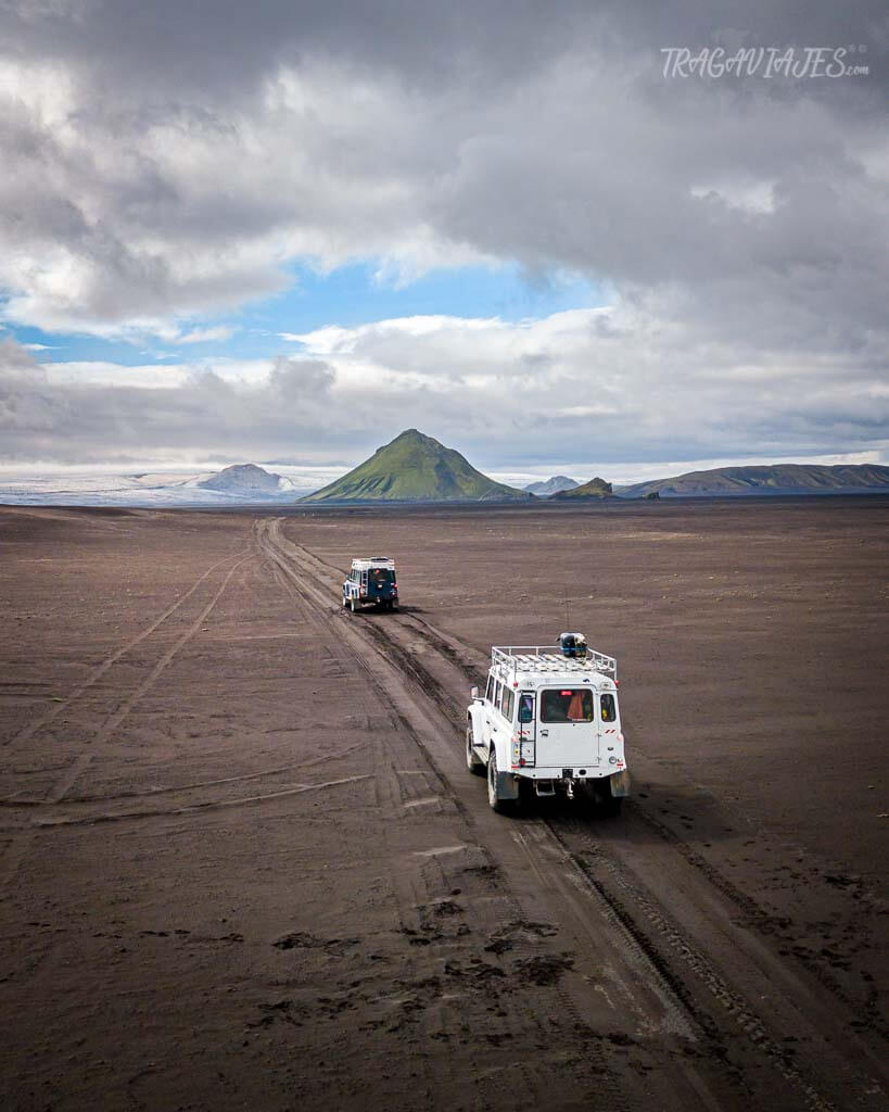 Tierras Altas de Islandia