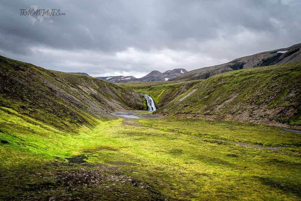 Tierras Altas de Islandia - Highlands de Islandia
