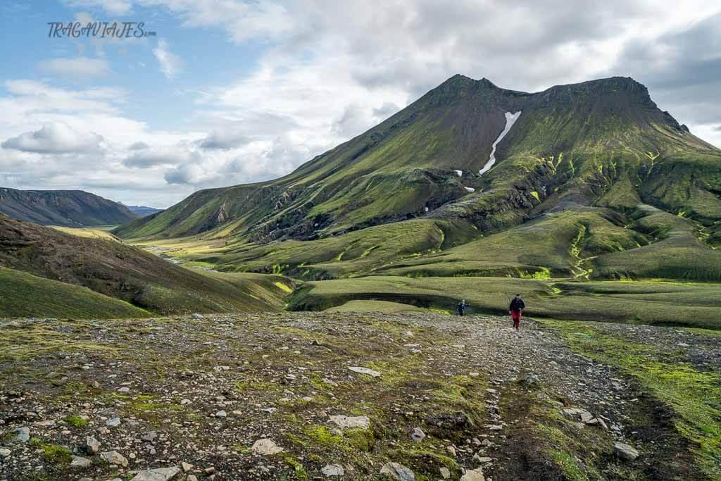 Tierras Altas de Islandia - De camino al lugar secreto de Amarok