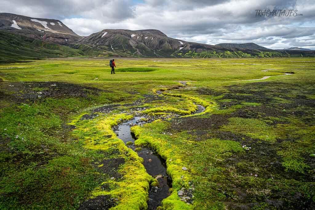 Tierras Altas de Islandia - Paisajes del Interior de Islandia