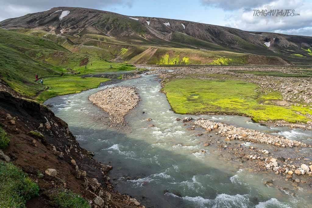 Tierras Altas de Islandia - Lugar secreto de Amarok