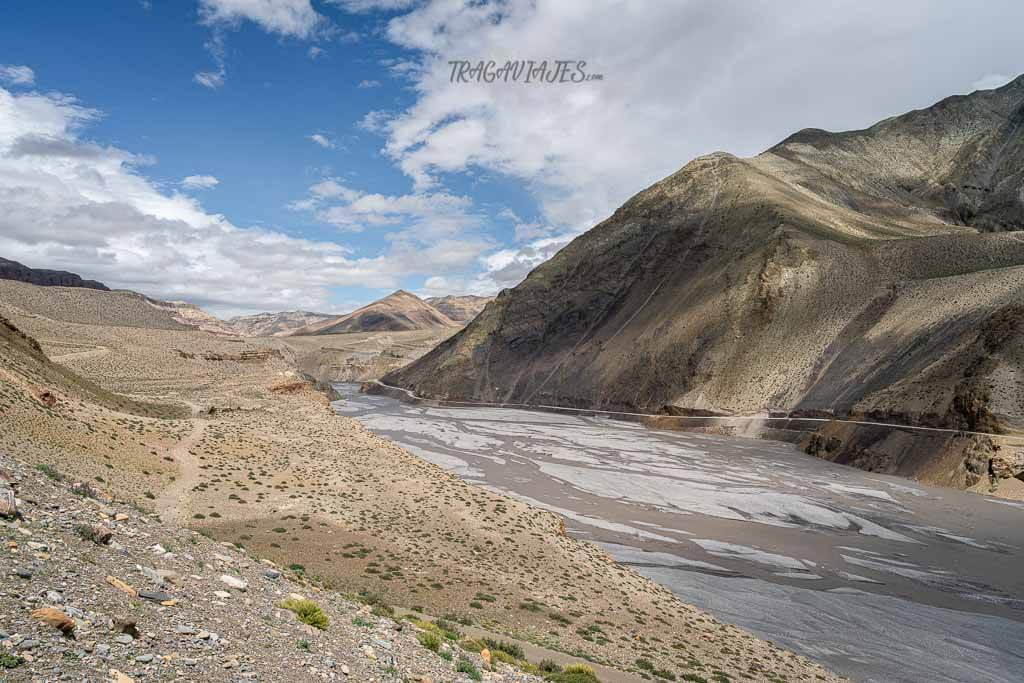 Trekking Lower Mustang - Upper Mustang