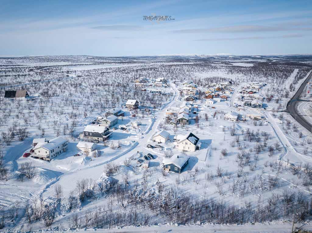 Viaje a Laponia noruega - Kautokeino