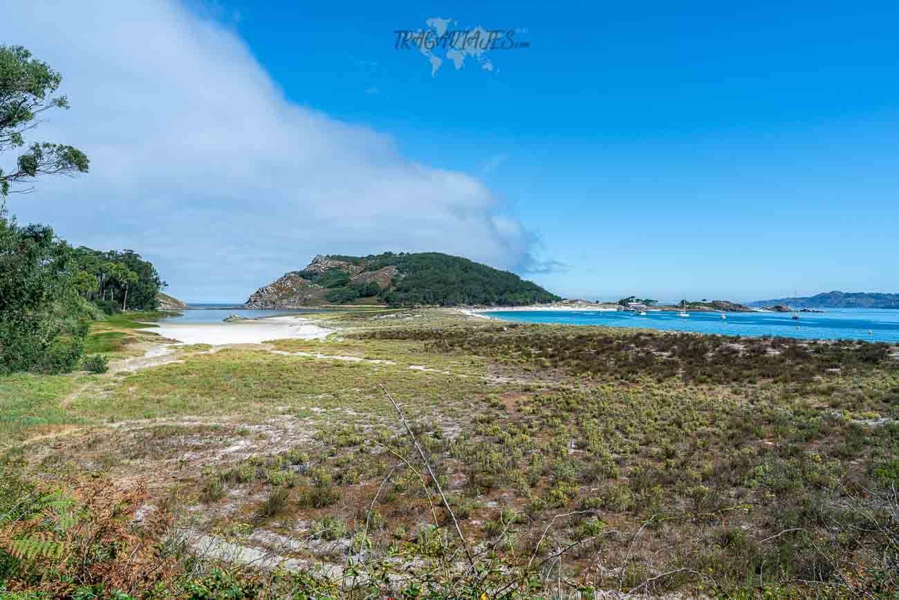 Archipiélago de las islas Cíes