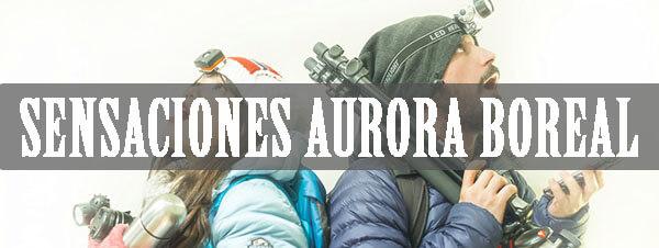 Sensaciones aurora boreal