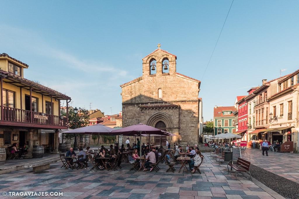 Iglesia Vieja de Sabugo Aviles