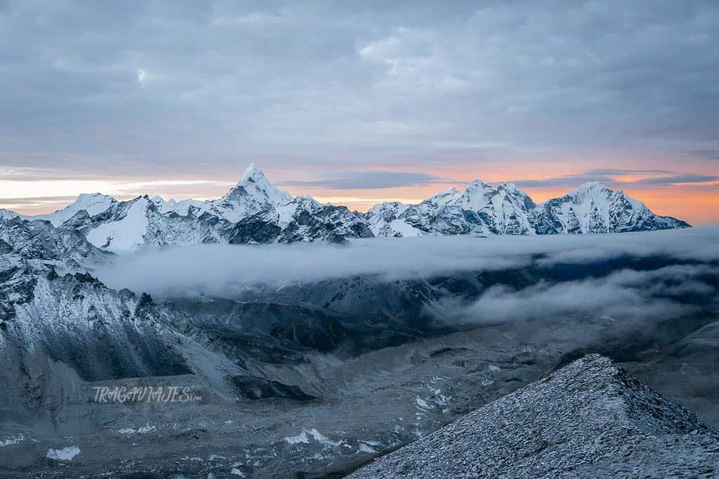 Campo base del Everest - Ama Dablam