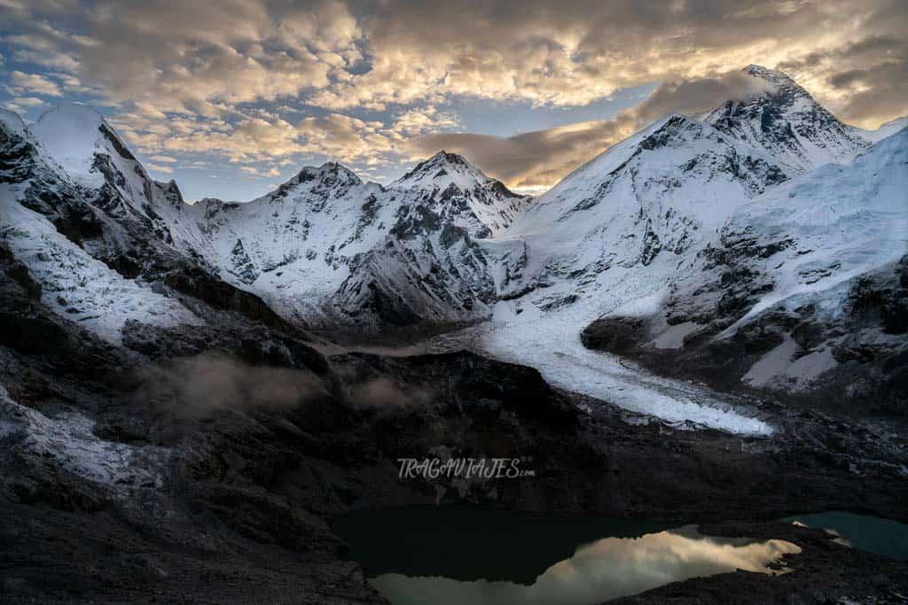 Campo base del Everest - Vista desde Kala Patthar