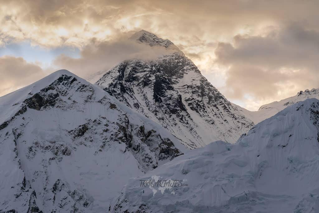 Campo base del Everest - Everest desde Kala Patthar