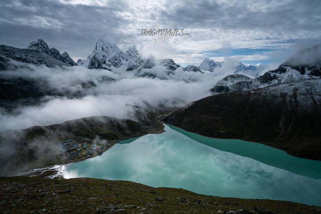 Campo base del Everest y Gokyo - Vista desde Gokyo Ri