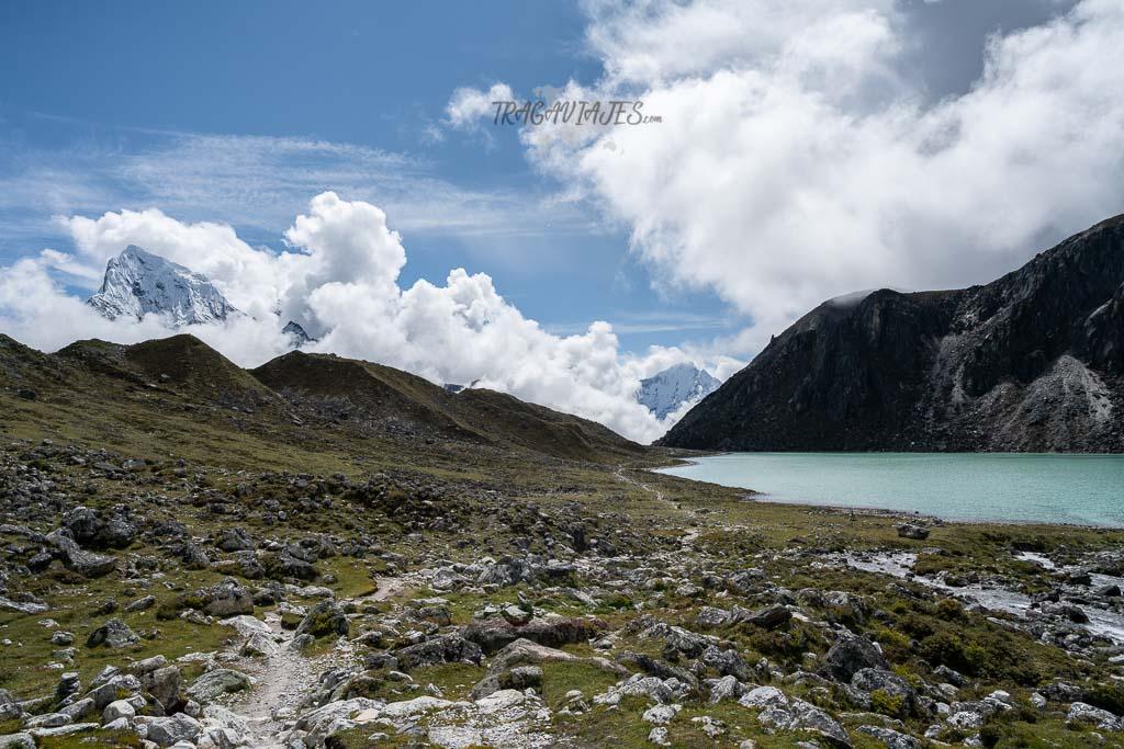 Campo base del Everest y Gokyo - Lago de Taboche