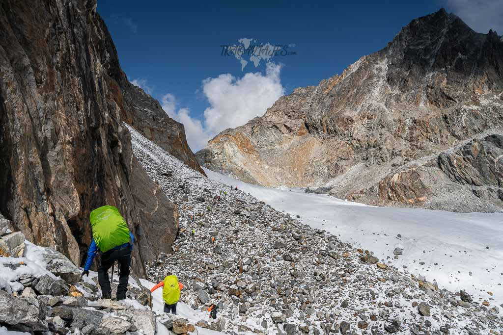 Campo base del Everest y Gokyo - Cho La Pass