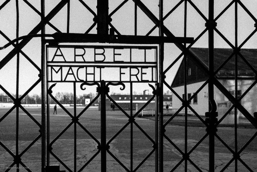 campo de concentración de Dachau, Munich, Alemania