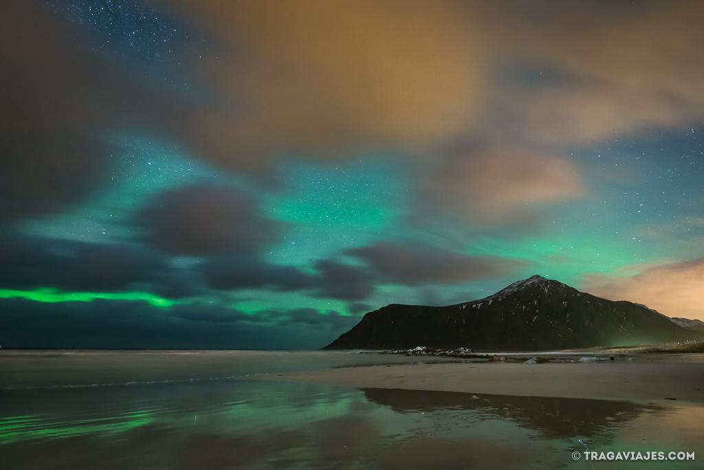 Consejos para ver auroras boreales y cómo fotografiarlas