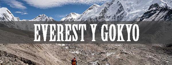 Trekking al campo base del Everest y lagos de Gokyo
