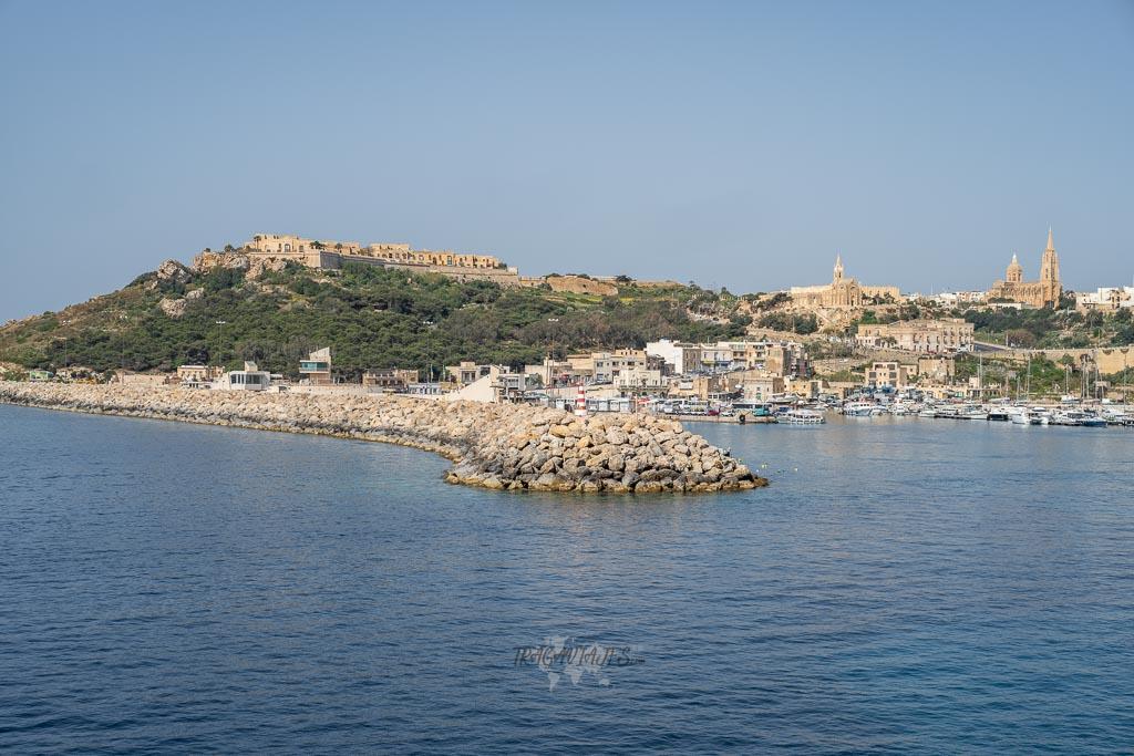 Qué ver en Gozo en un día - Victoria