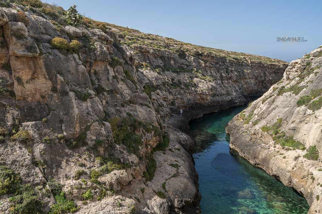 Tour a Gozo y Comino - Wied -il- Ghasri