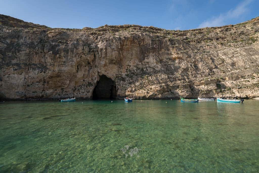 Qué ver en Gozo en un día - Inland sea