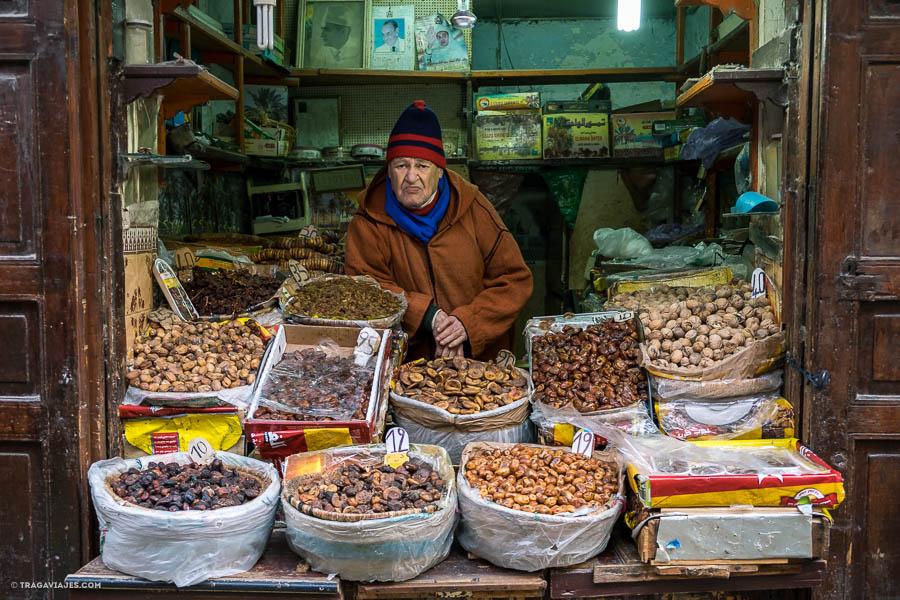 Zoco de Fez, Marruecos