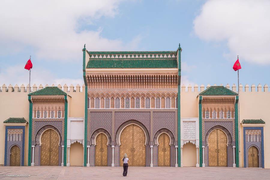 Palacio de Fez, Marruecos