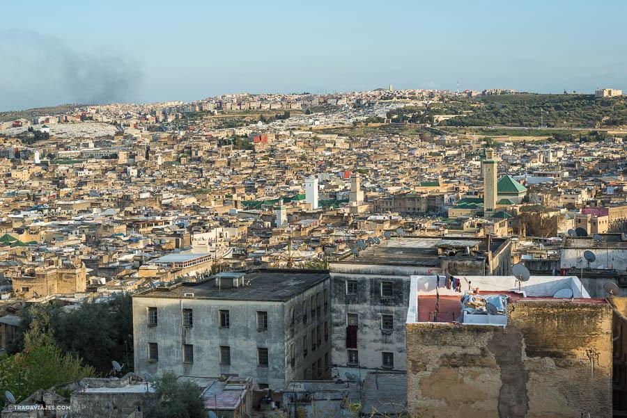 Mirador de Fez, Marruecos