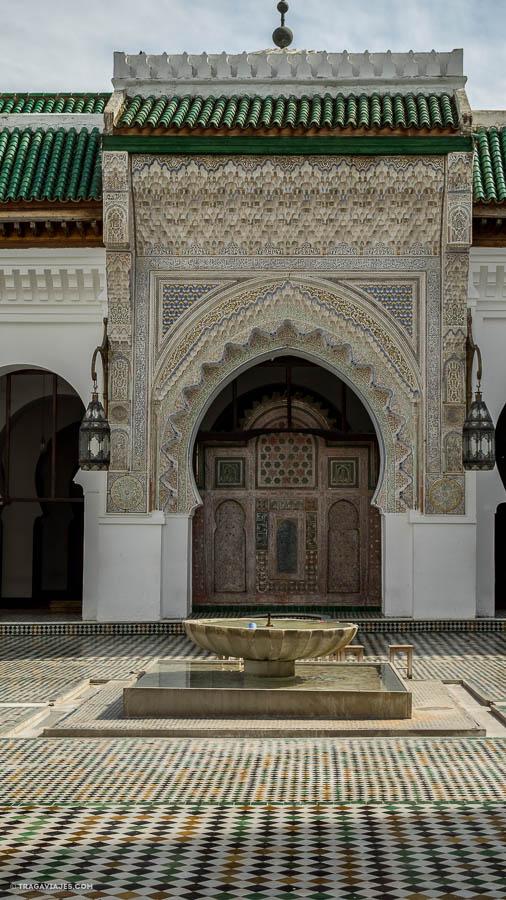 Mezquita de Fez, Marruecos
