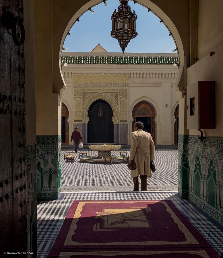 Karaouiyine, Fez, Marruecos