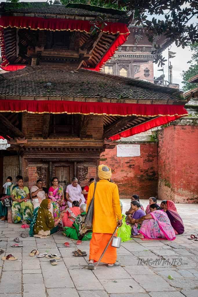 Guía de Nepal - Plaza Durbar de Katmandú