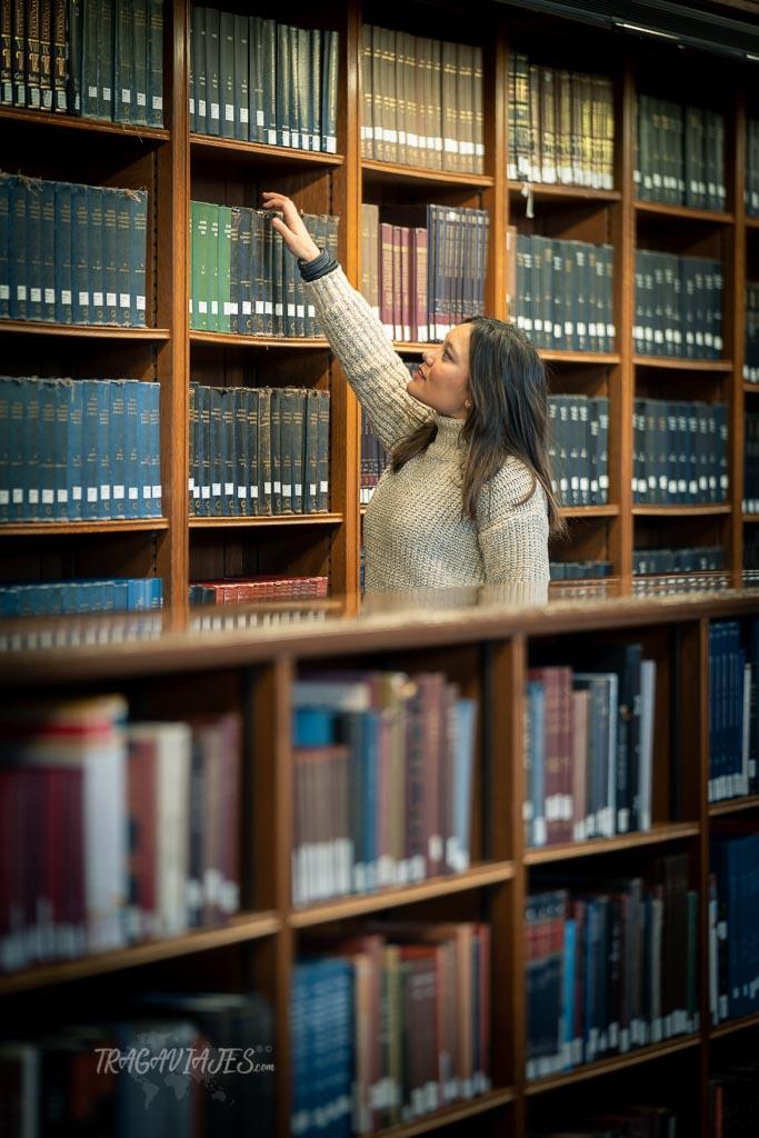 Guía para viajar a Nueva York - Biblioteca Pública de Nueva York