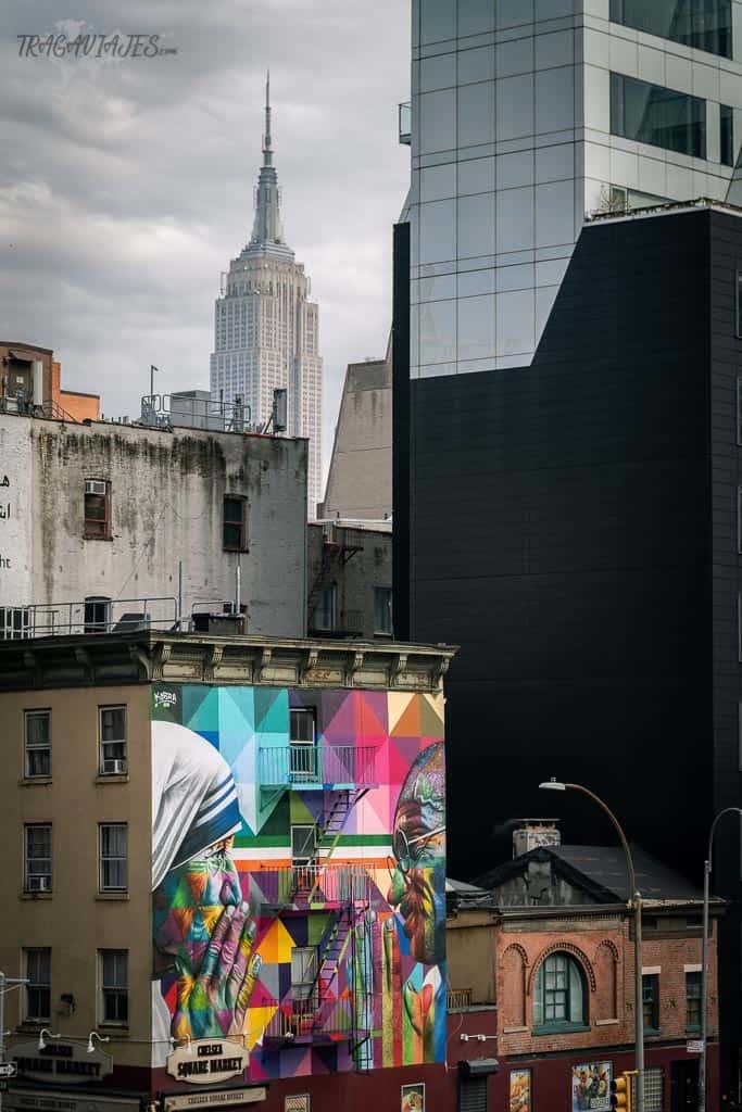 Viajar a Nueva York - Vistas de Nueva York