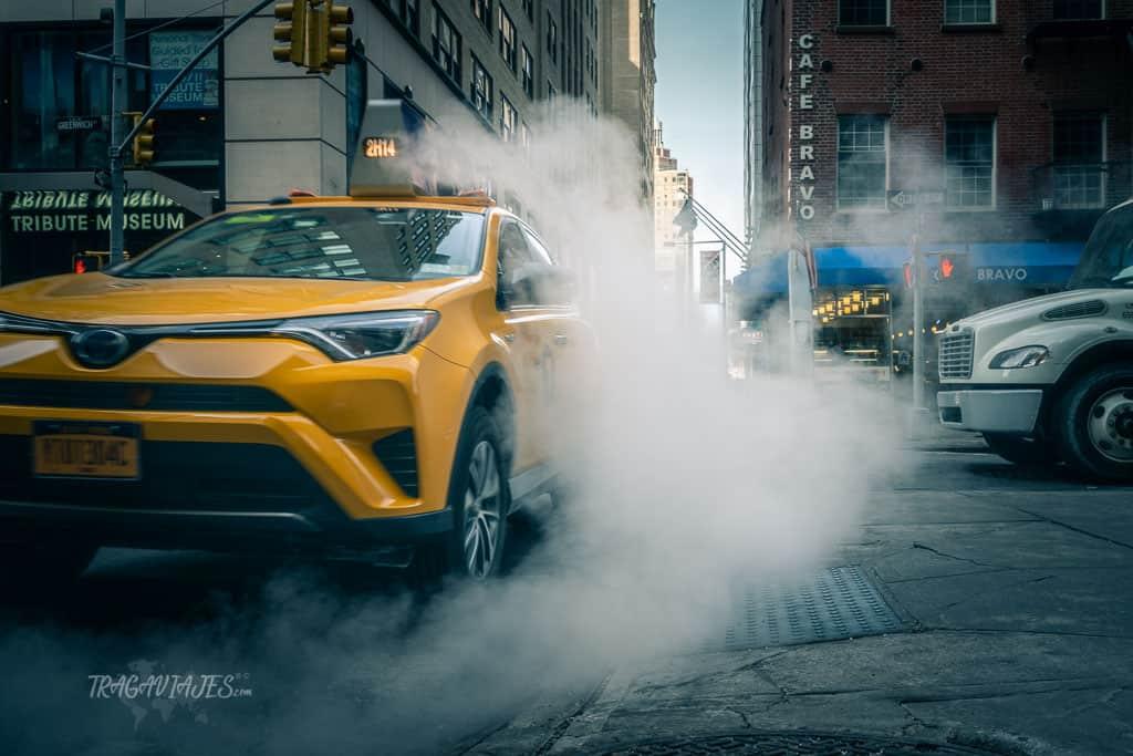 Viaje a Nueva York - Taxis de Nueva York