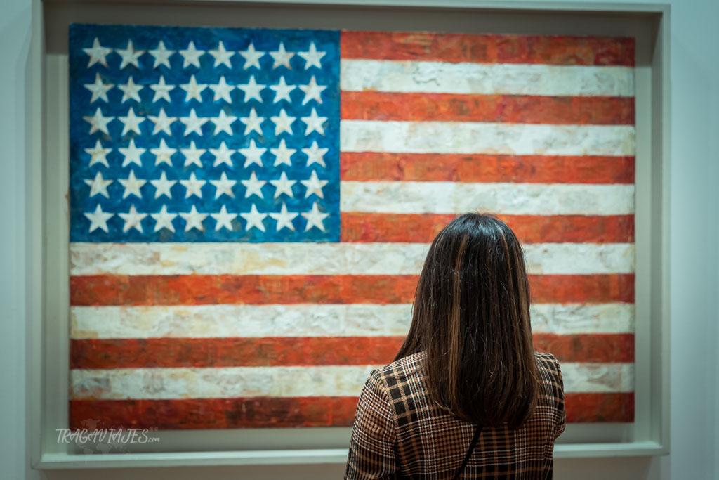 Guía para un viaje a Nueva York - Museo MoMA