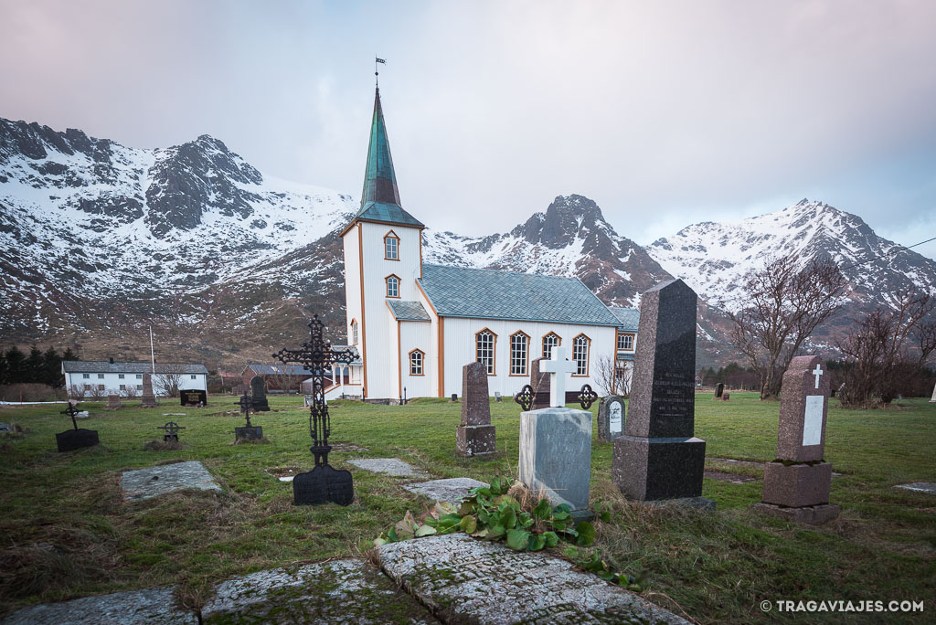 iglesia de Valberg