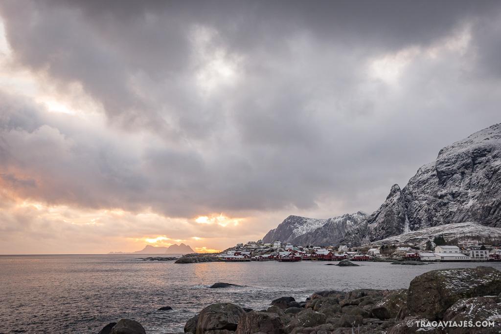 Guía de las islas Lofoten - A