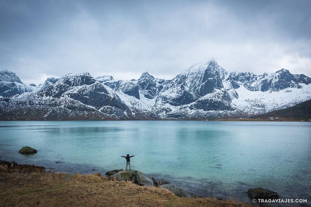 Lago Storvatnet