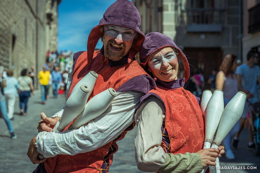 Jornadas Medievales de Ávila