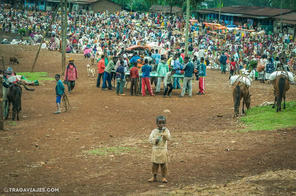 mercado de etiopia