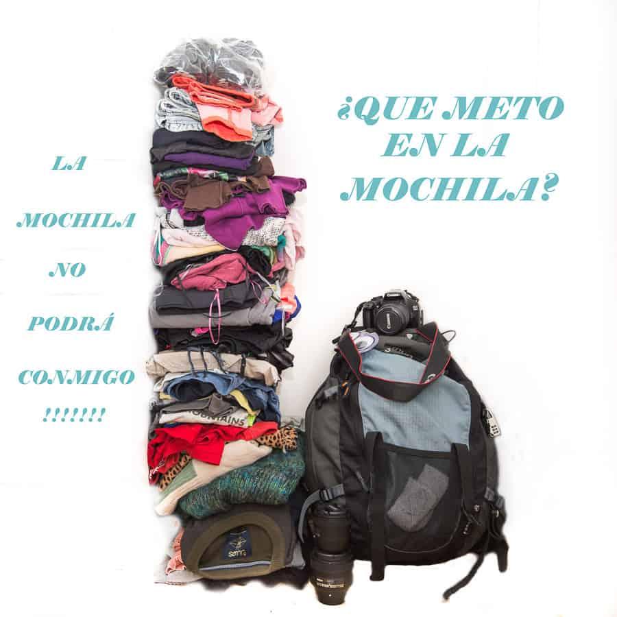 Que meter en la mochila para un viaje a Filipinas