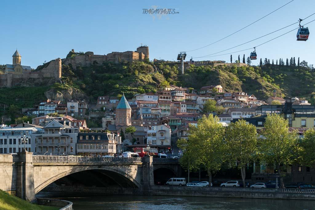 Qué hacer en Georgia - Visitar Tbilisi